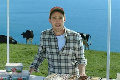 Kelly's ice cream launches first UK TV ad in Cornish