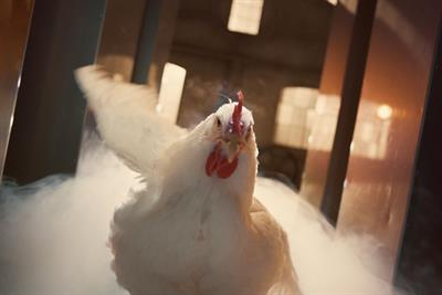 KFC shifts marketing to focus on quality and provenance