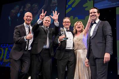 Media Week Awards 2016: pictures and video from the night