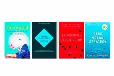 Back to school reads: four books to fuel your new season thinking
