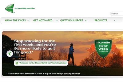 Johnson & Johnson in breach of UK drugs rules over Nicorette marketing
