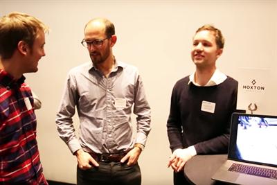 Campaign TV: Meet the start-up graduates of R/GA's IoT Venture Studio UK