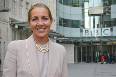 BBC Trust chair Rona Fairhead steps down