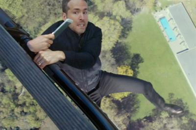Second BT Ryan Reynolds ad banned as internet advertising row deepens