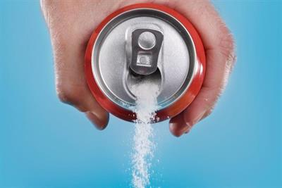 How will a sugar tax affect the ad industry?