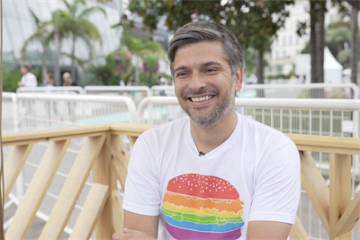 Burger King's Fernando Machado on traditional ads, big ideas and selling whoppers