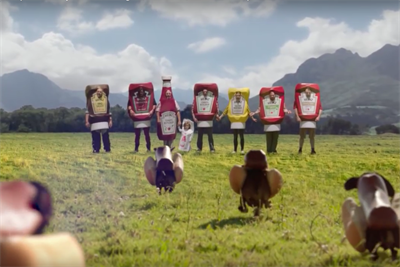 Campaign Viral Chart: Heinz Super Bowl ad in top spot