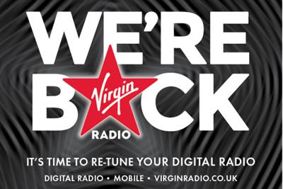 Relaunched Virgin Radio marked as 'serious player' after attracting 400,000 listeners