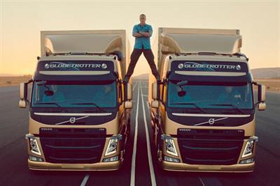 Van Damme spot is least effective Volvo ad