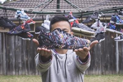 Brand Superfan of the Week: Adidas's Jemuel Wong