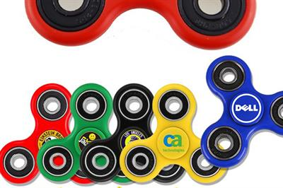 How Fidget Spinners became the hottest promotional product since beer cozies