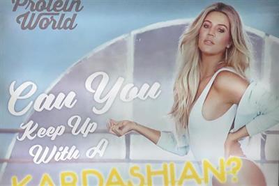 Protein World's Khloe Kardashian ad escapes ban