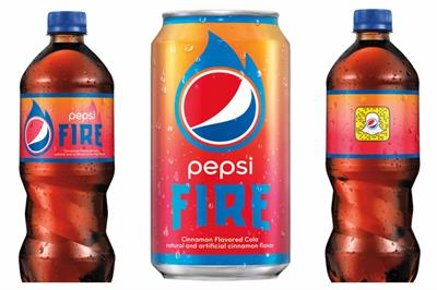Is Pepsi Fire the next Crystal Pepsi?