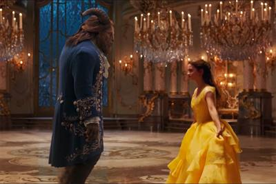 Disney uses Twitter to send 'Beauty and the Beast' roses to movie fans on Valentine's Day