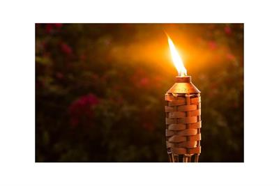 Why Tiki decided to douse torch-wielding white supremacists