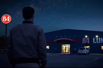 Rejected by NASA? 84 Lumber has a job for you.