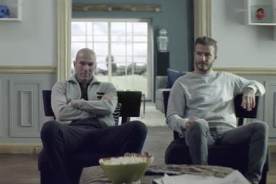 "Adidas ""house match"" by TBWA\Chiat\Day"