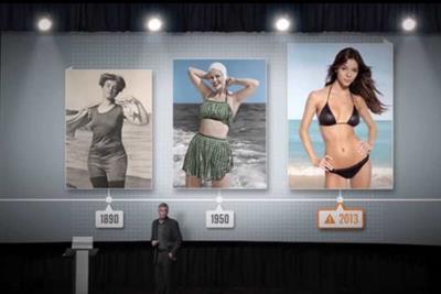 Unilever pledges: No more 'vacuous' women in ads