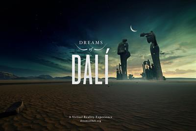 Go inside a Dali painting with Goodby's VR experience
