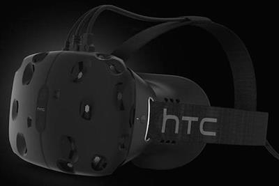 HTC to enter virtual reality market with Vive headset
