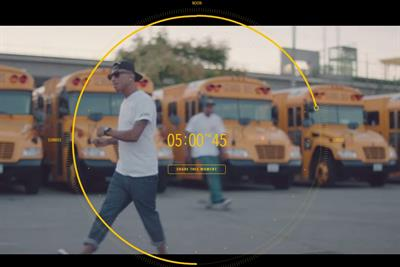 "Pharrell Williams' ""24 Hours of Happy"" video to pick up new music Grand Clio"