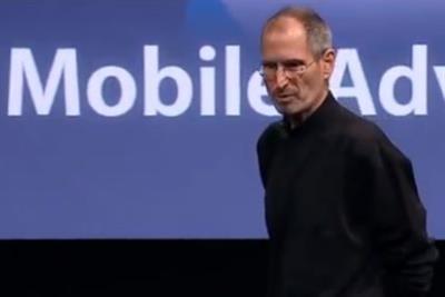 Apple takes iAd programmatic
