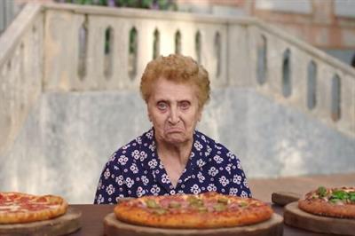 Pizza Hut 'The Old World' by Deutsch LA