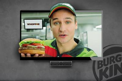 Why Burger King is Cannes Lions' Creative Marketer of the Year