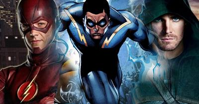 The CW introduces yet another superhero, 'Black Lightning'