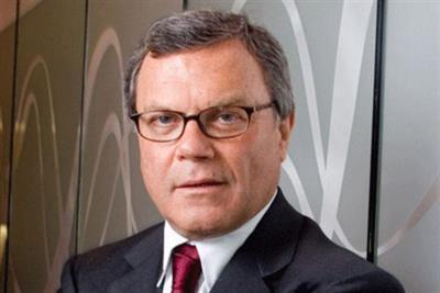 WPP posts 3 percent rise in third-quarter revenue