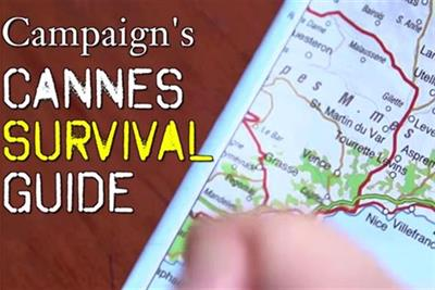 Watch: Campaign's Cannes Survival Guide
