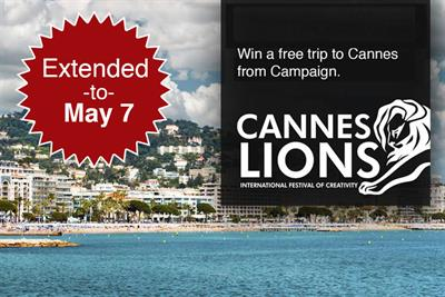 Fearless thinker? Win a trip to Cannes