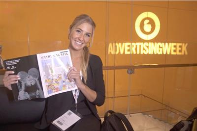 Advertising Week Freshman Class: Meet Brielle Defilippis