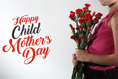 'Happy Child Mother's Day,' says a harrowing new site from Save the Children