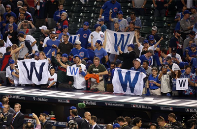 Cubs' victory appears to be most-watched World Series Game 7 in 25 Years