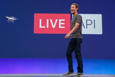 Facebook opens brand window to Messenger