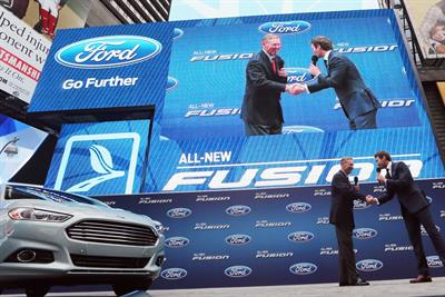 Ryan Seacrest signs one-year extension on Ford partnership