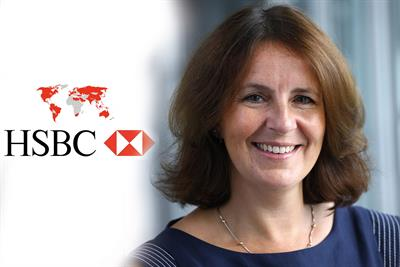 Running the global show: Amanda Rendle, global head of marketing of HSBC