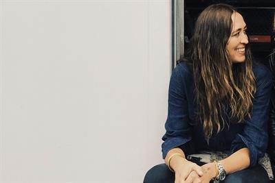 Chandelier's Lena Kuffner gives Old Navy a story of its own