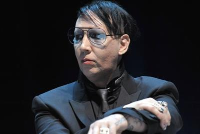 Cannes 2015: Marilyn Manson says he wants to appeal to new fans