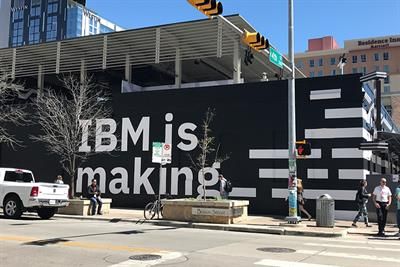 Big tech and media activations eclipse startups at SXSW this year