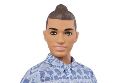 Mattel: Unlike Barbie, Ken doesn't have to deal with body issues