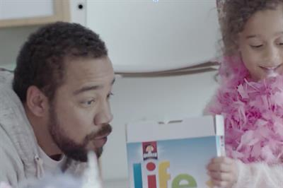 """""""Life"""" cereal returns, and the audience likes it!"""