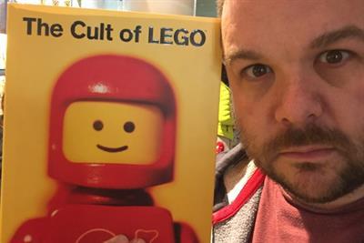 Brand Superfan of the Week: Lego's Colin Leggo