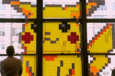 The 10 Essential Advertising People of the Year: No. 7 Post-it Note Warriors