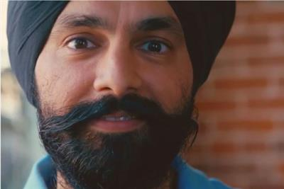 A new Sikh awareness campaign takes cues from Barack Obama and the Mormons
