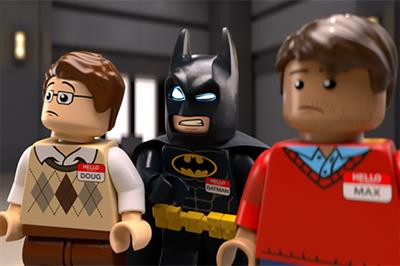 Chevy mocks its own annoying ads for 'Lego Batman Movie'