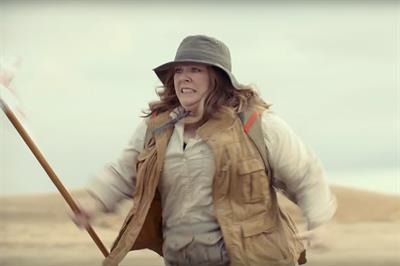 Kia teases a screaming Melissa McCarthy in new Super Bowl film