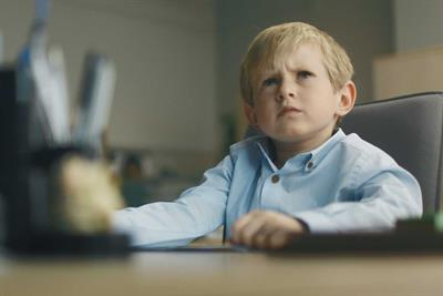 """Co-operative Legal Services """"the voice of law"""" by Leo Burnett"""