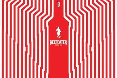 "Beefeater Gin ""Real London dry gin"" by Impero"